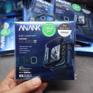 Ốp viền color có màn hình hiệu Anank - Apple Watch 44mm